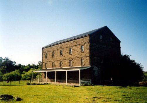 Degraves Mill at Skelsmergh Hall estate, Carlsruhe