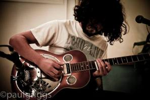 Harry Vincent, Guitar