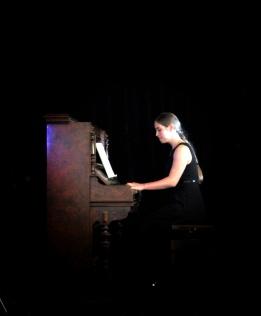 Isobel Todd, Piano